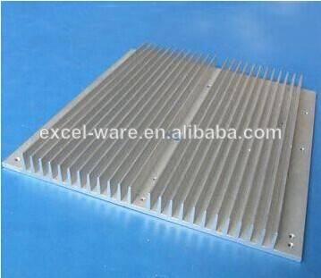 Customized Anodized Aluminum Heat Sink,extrusion aluminum heat sink,extrusion profile