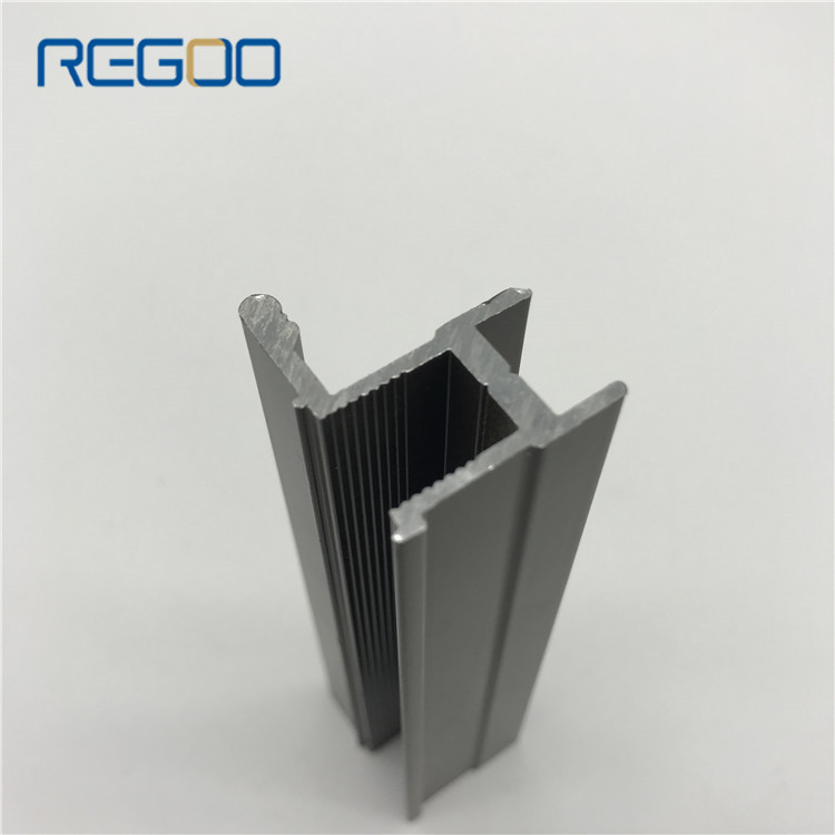 6063 Series Extruded Aluminum Decorative Profile