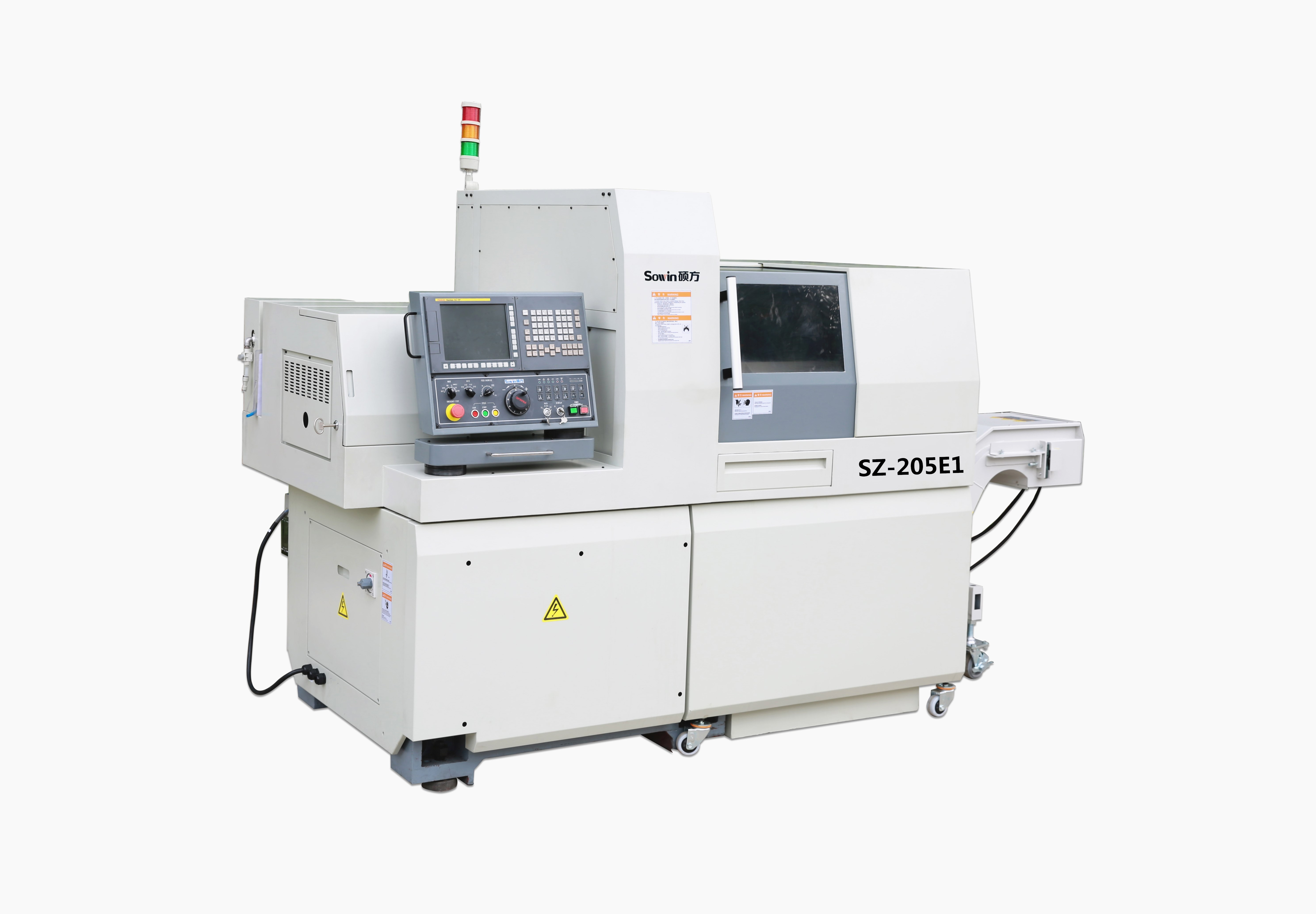 Sliding Head Type Automatic CNC Lathe