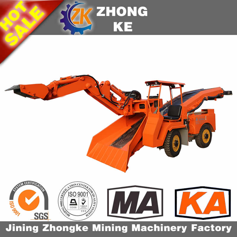 Zwy80 Crawler Grilled Slag Machine in China Wheel Excavators