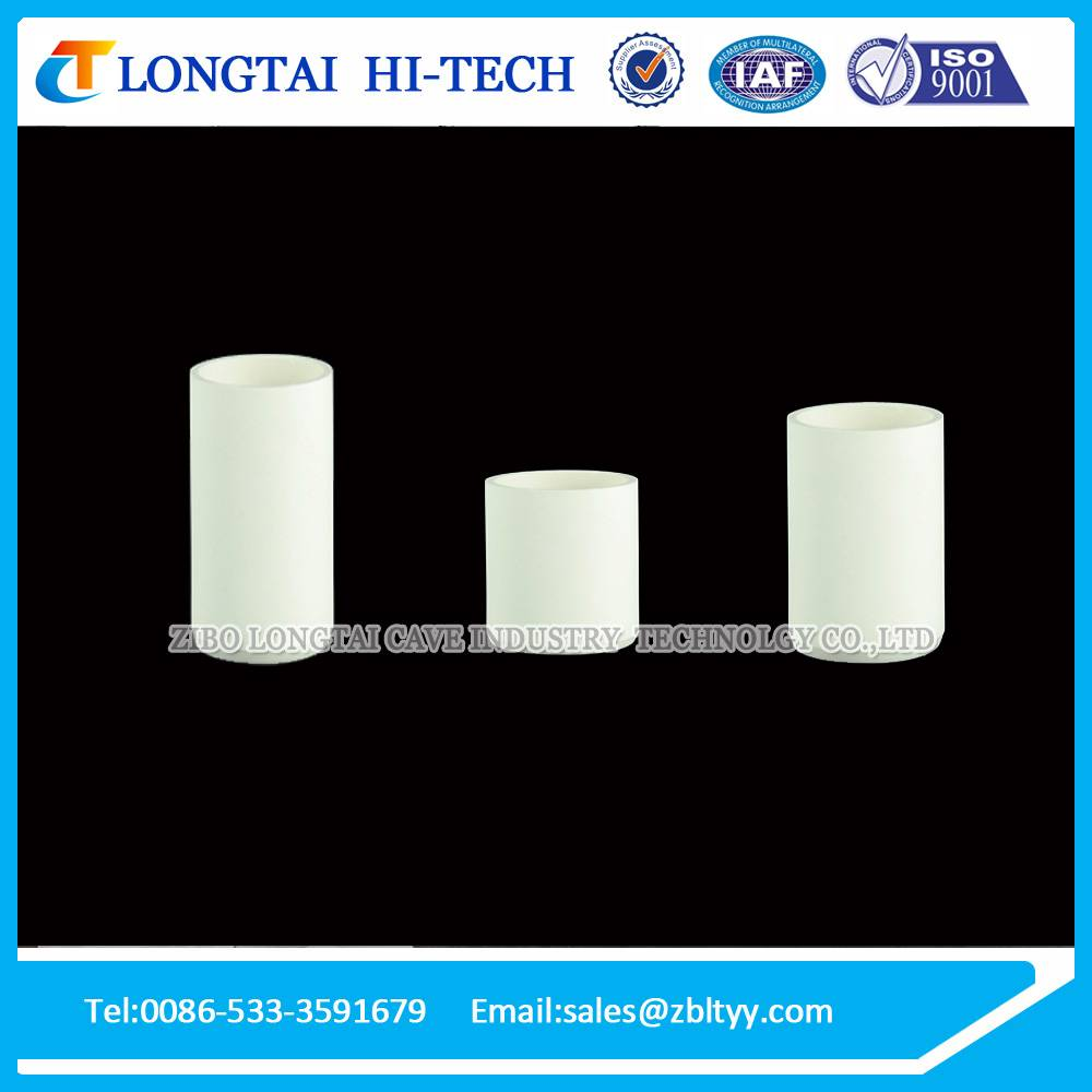 Platinum Melting Zirconia Ceramic Crucible Price