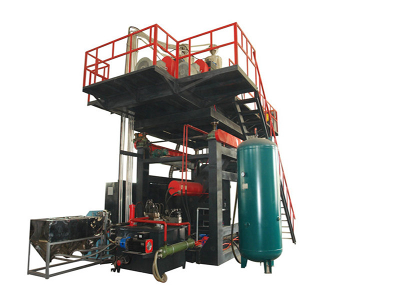 3layers 3000-5000L water tank blowing machinery