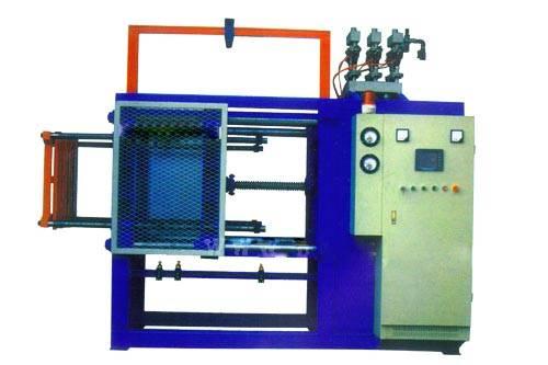 EPS machine PSZ100 auto foam plate machine