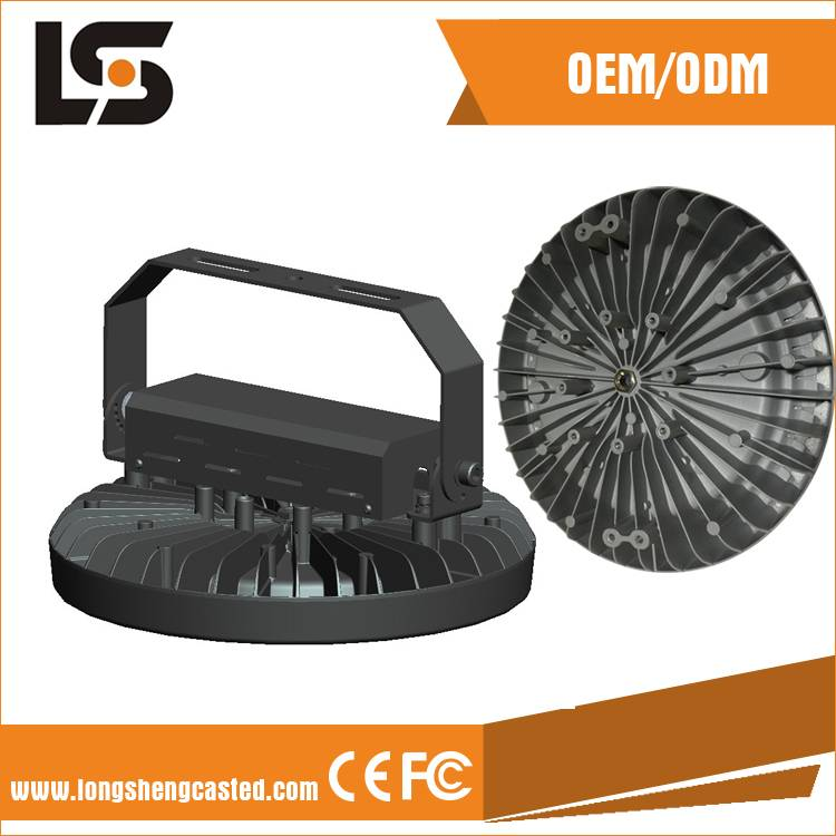 Aluminum Die Casting Parts for UFO LED High bay Light Housing
