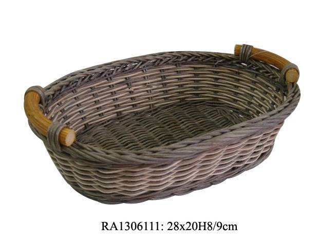 Vietnam cane basket, rattan basket, storage basket