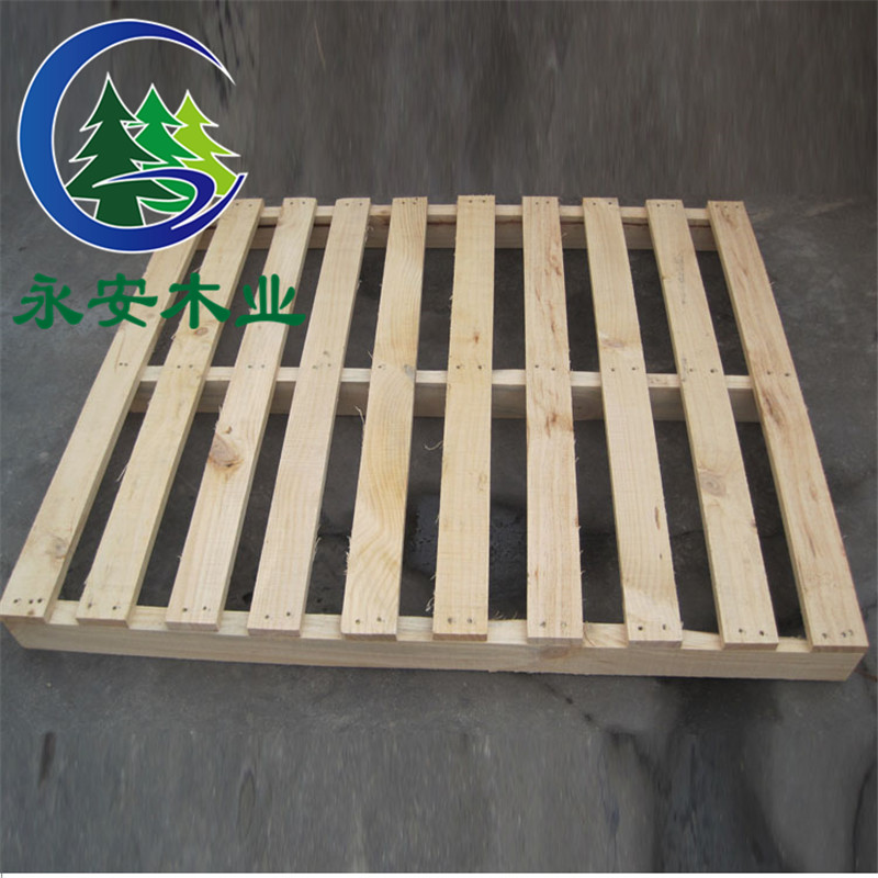 Good quality poplar laminated plywood used pallet