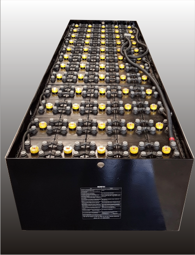 Mining Locomotive Battery