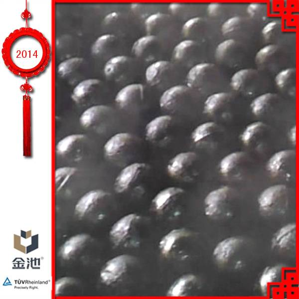 150mm high hardness forged grinding balls