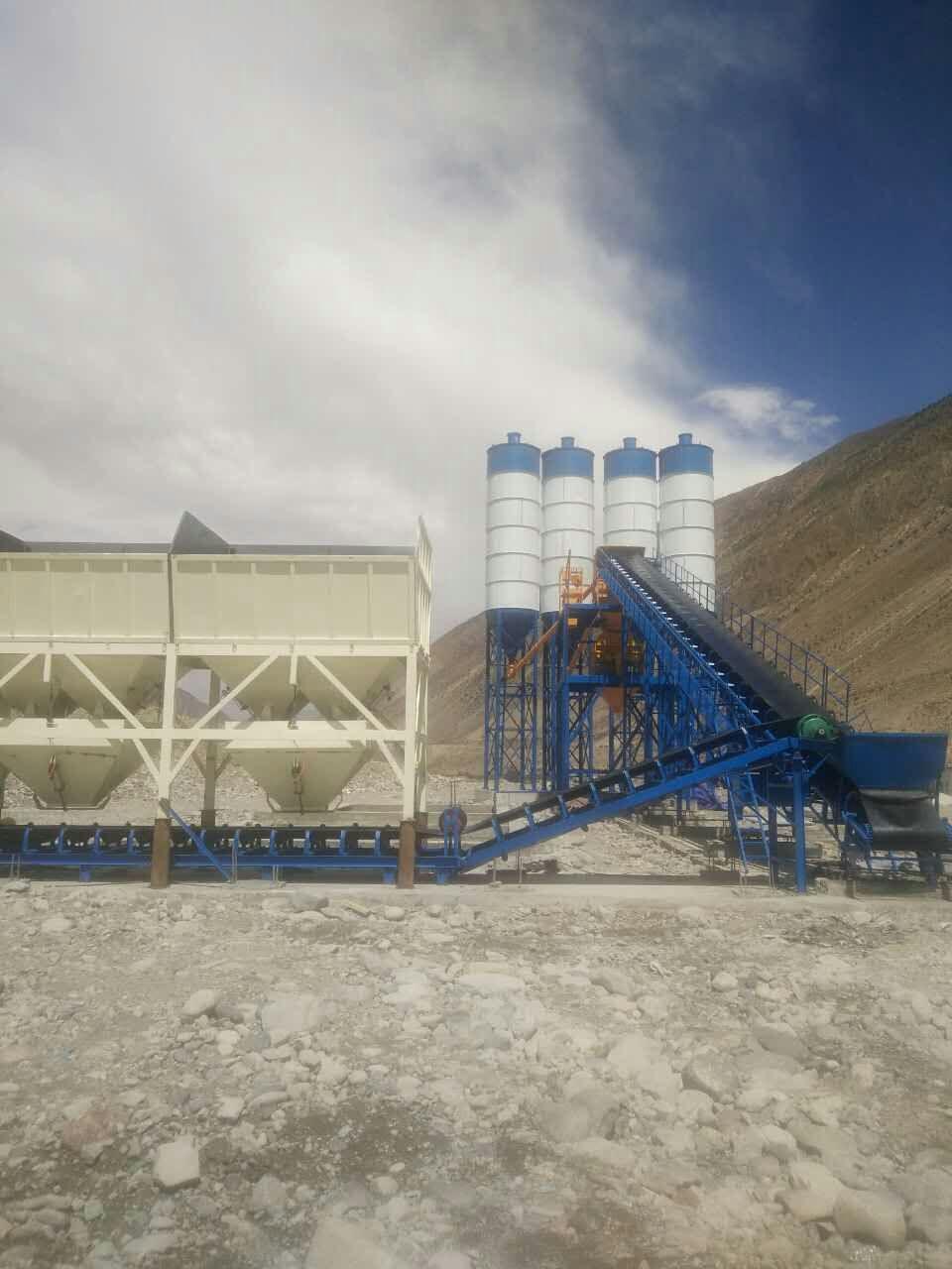 JS1000A Concrete mixer