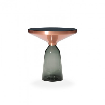 Bell Table Side Table Copper