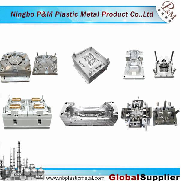 2018 New Technology Custom china plastic mould