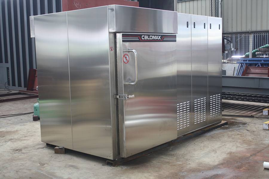 ready beans cooling machine
