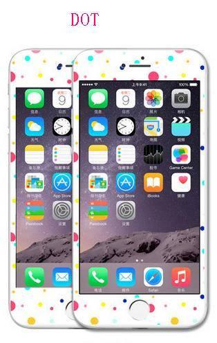 phone tempered glass film dot