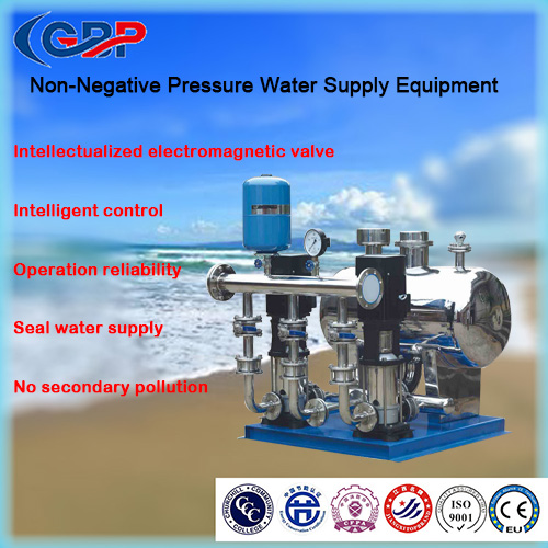 Non-Negative Pressure Water Supply Equipment 40-94-3