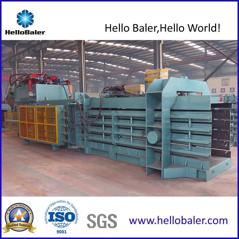 Automatic Waste Paper,Cardboard Baler with CE Certificate(HFA20-25)