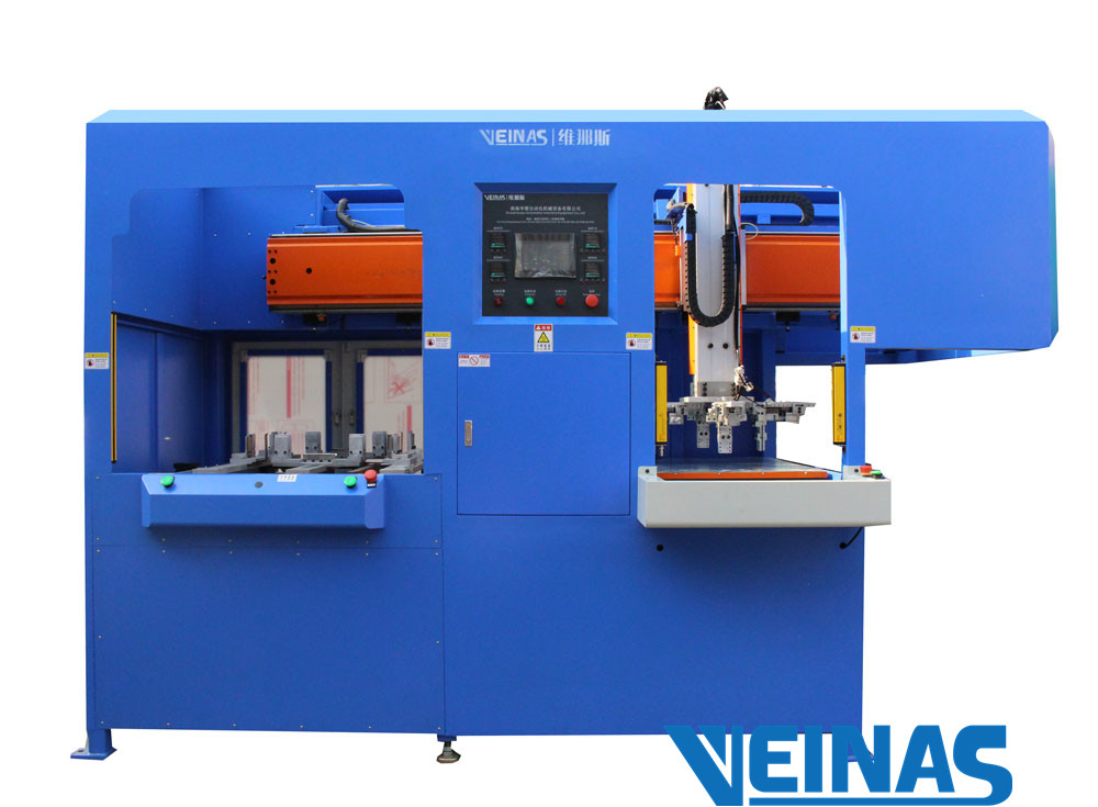 Veinas EPE/PE Foam bonding Machine/Machinery for Irregular Shapes