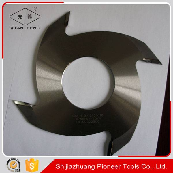 210x4.0x70x4t finger joint cutter