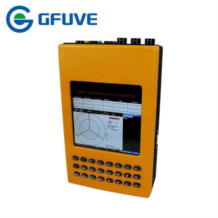 Electronic Test and Measurement Instrument,GF311 Three-phase Multi-function Phase Current-voltage Me