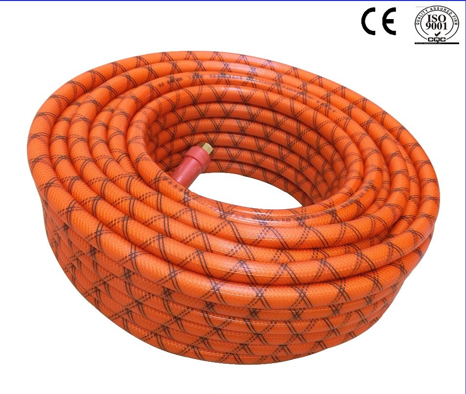 """rubber hose,5/16"""" black Flexible Rubber Air high-pressure rubber hose with 5/16"""" fitting"""