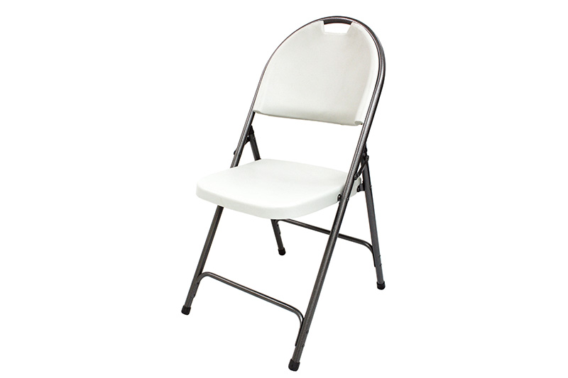 17in ×42in Folding Chair molded plastic chairs custom Plastic Furniture