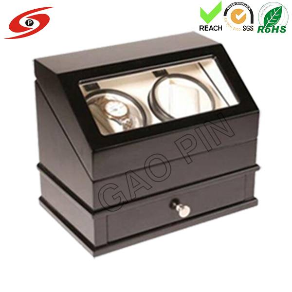 Customized Rotating Display Watch Winder