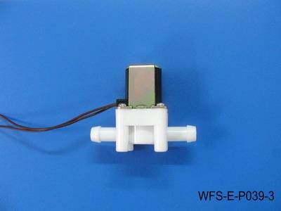 High temperature flow sensor WFS-E-P039-K-3