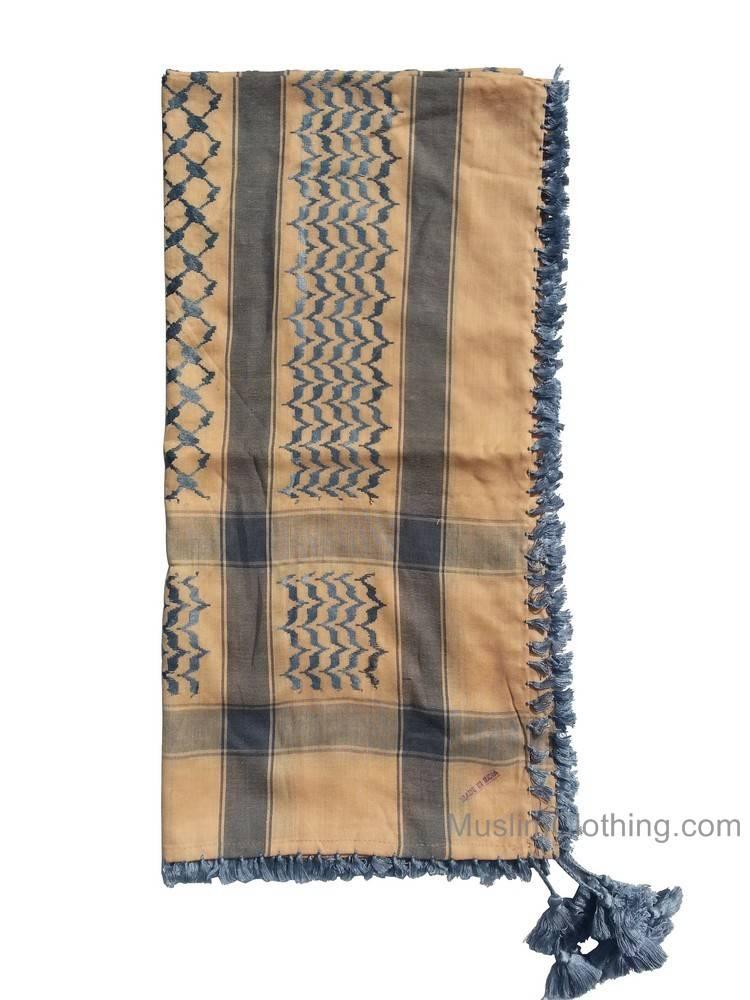 Cotton Arab Keffiyeh Scarf