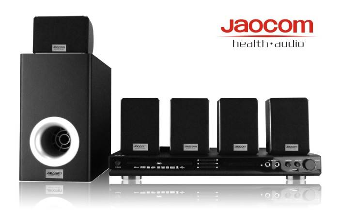 5.1 DVD Home Theater System