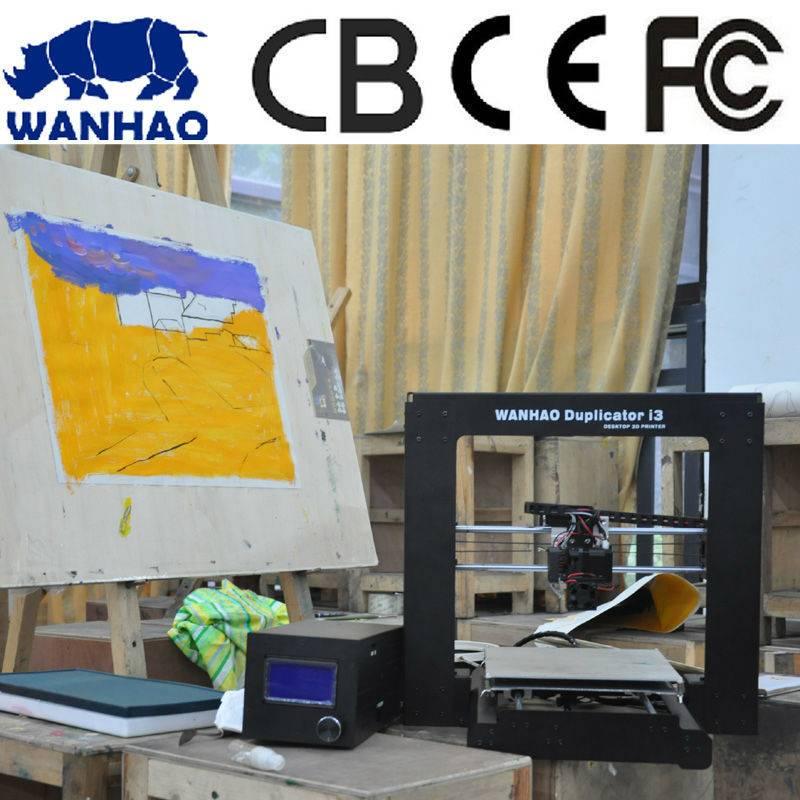 High Precision 3D printer/3d printer machine/3d printer for sale wanhao i3 printer