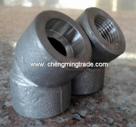 Forged Fitting Elbow, ANSI B16.11
