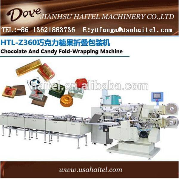 HTL-1000-Z360 Chocolate/Candy Folding Packing Machine
