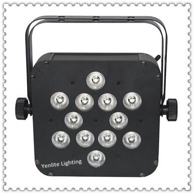 1210W led battery wireless par light-2145A-12