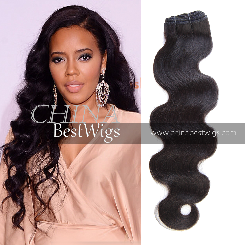 body wave brazilian hair weft