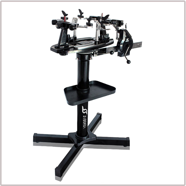 double use for badminton and tennis stringing machine manual stringer machine S218