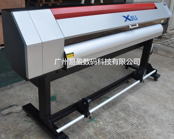 1.6M XULI advertising Vinyl sticker and flex banner ECO Inkjet machine