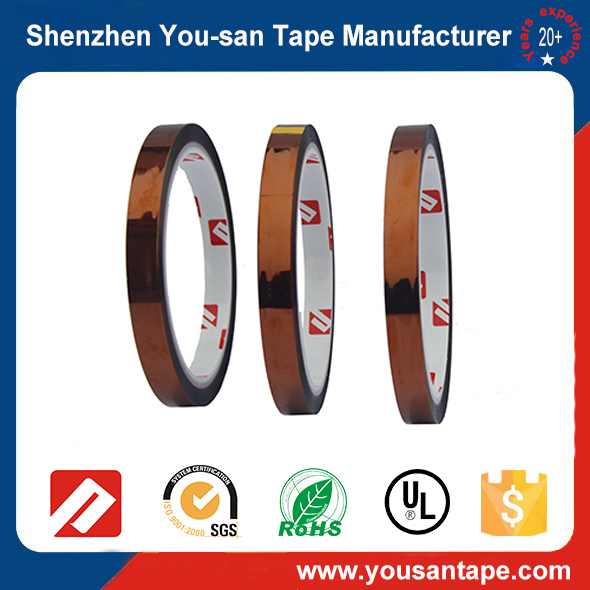 Alibaba Best Sellers Free Sample Electronic Circuit Board Use Kapton Tape Two Sides