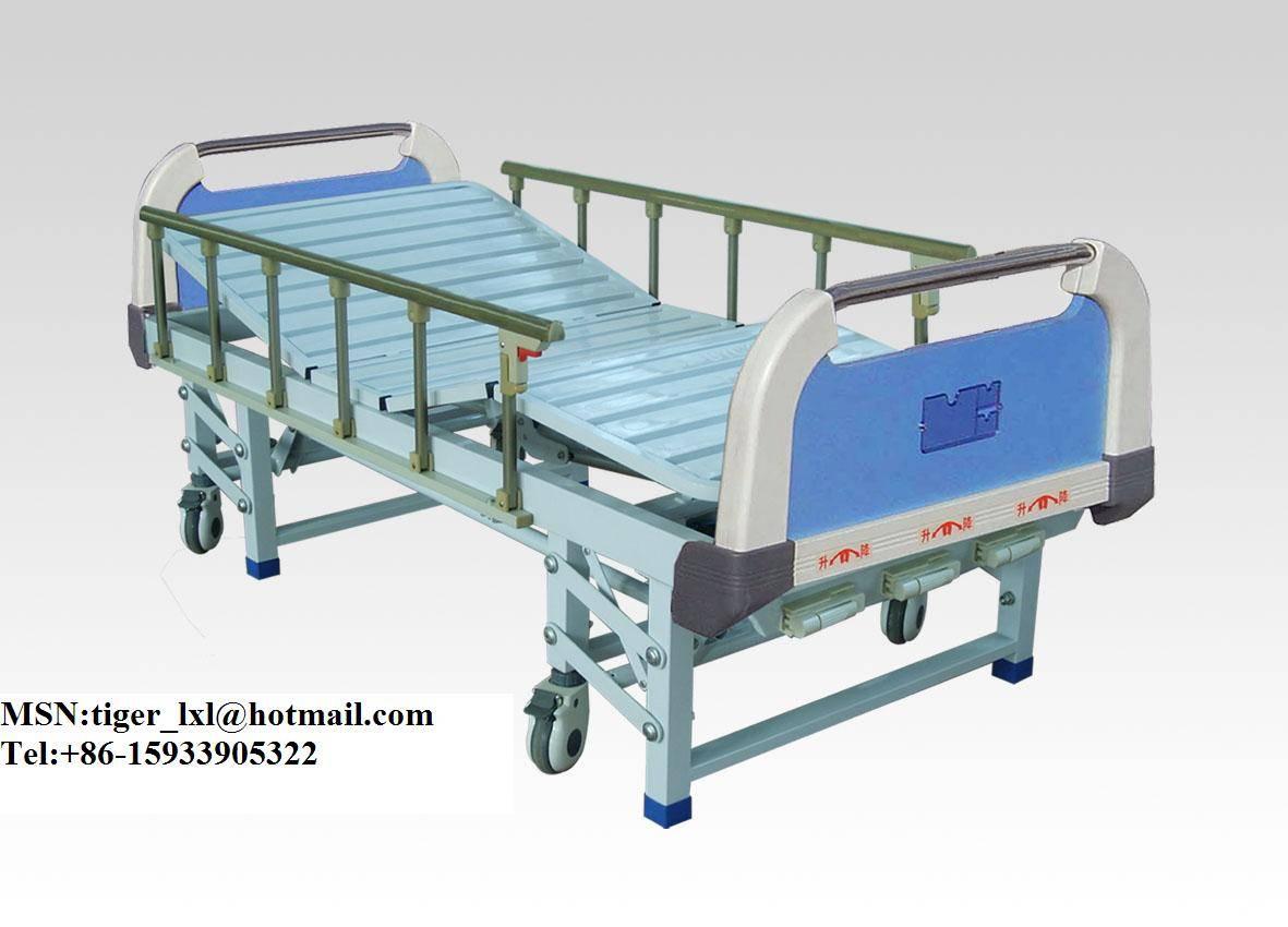 Movable Three Shakes Hospital BedA-13