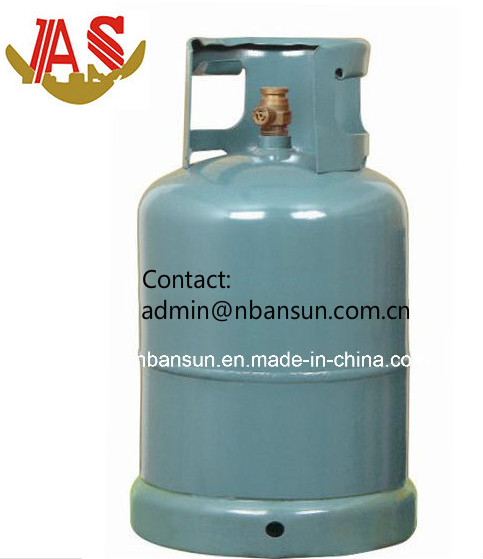 Cooking Gas Cylinder 12.5kg LPG Storage Tank Gas Cylinder for Sale