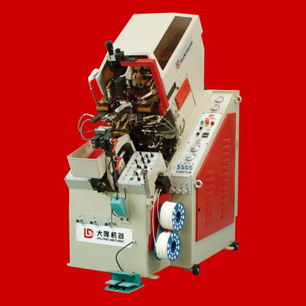 LD-587CM 9-Pincer Hydraulic Toe Lasting Machine (With Hot Melt)