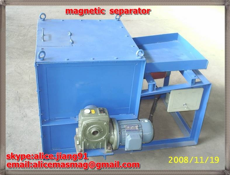 YC series    Dry Drum Magnetic Separator made in China