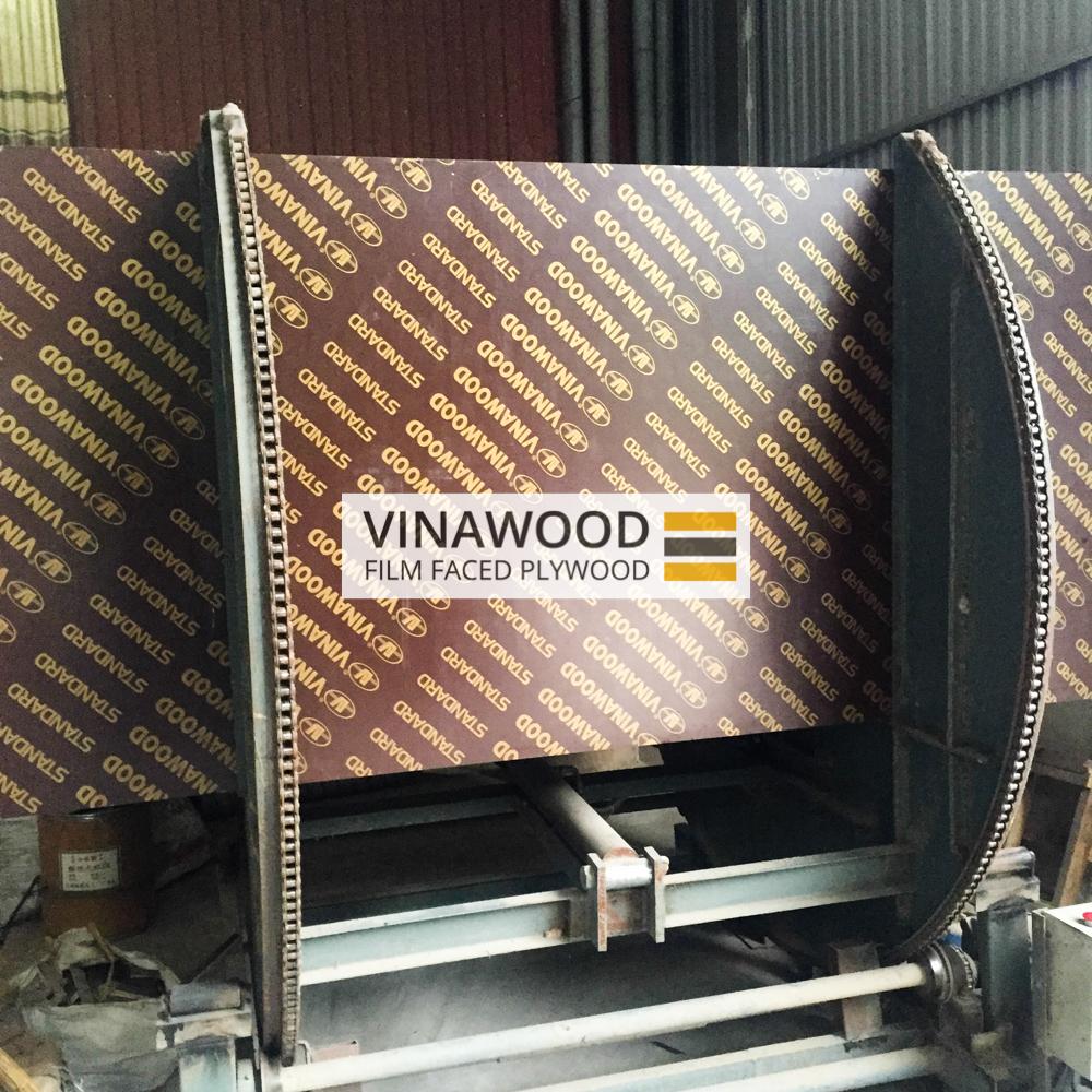 Vietnam Film Faced Plywood Construction Use