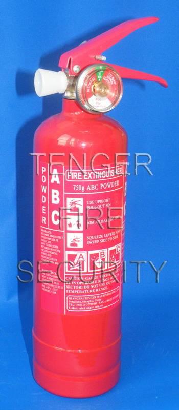 700g Abc Dry Powder Fire Extinguisher