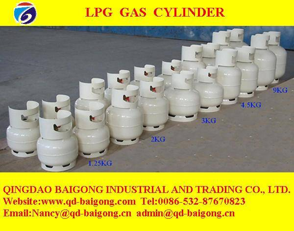 made in china libya lpg cylinder
