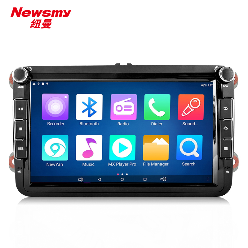 NM5273-H-H0 (8'' VW unviersal) Newsmy CarPad4 head unit Android 5.0 with Newyan APP