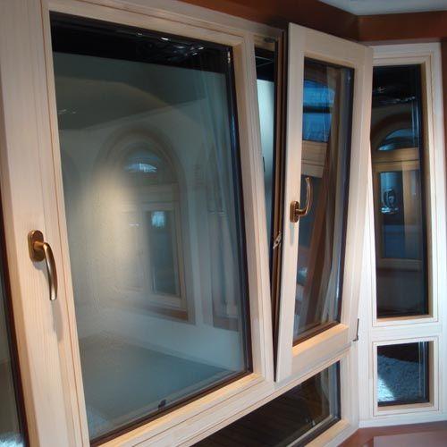 New type inexpensive double glazed window