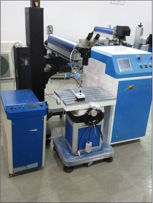 200W mould laser welding machine