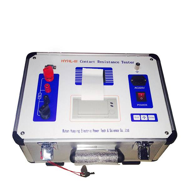 Contact Resistance Tester 100A