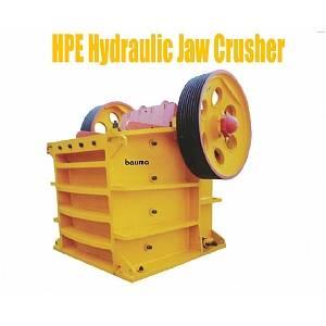 HPE Hydraulic Jaw Crusher