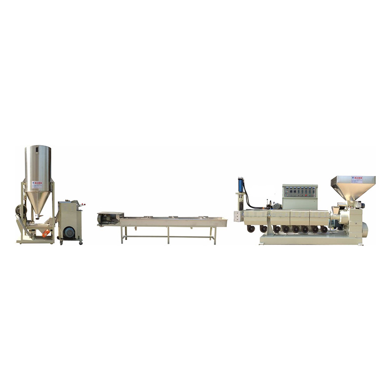 Single Screw Extruder Machine for make high quality PC pellets