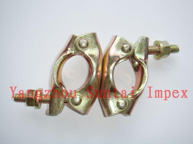 Scaffolding Coupler - British Type Swivel Clamp